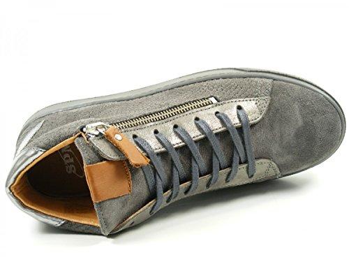 SPM 61806501 Satander bottes & bottines femme Grau