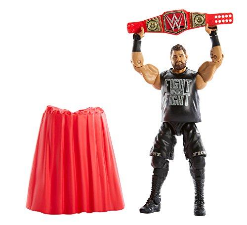 WWE DXJ07 Elite Kevin Owens Actionfigur