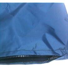 Funda impermeable cabello resistente cama para perro grande fácil de limpiar (Cubierta) 48