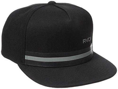 rvca-cappellino-da-baseball-uomo-nero-nero