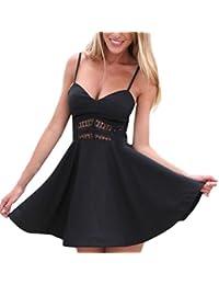 Amazon.it  CANOTTA - Vestiti   Donna  Abbigliamento 69f50ab0ce4