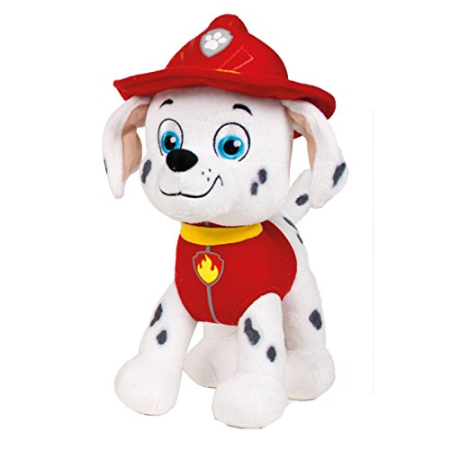 Play by Play Ousdy - Peluche de Patrulla Canina 18cm Super Soft (Marshall)