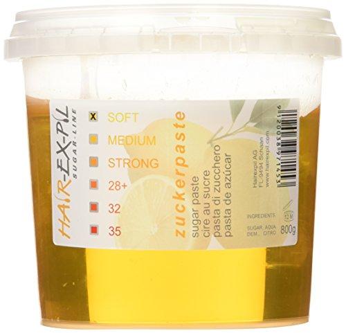 Zuckerpaste SOFT - Die mit der enormen Zugkraft ! 800gr Sugaring SugarPaste