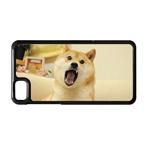 Generic Print Doge 3 Shell For Blackberry Z10 Rigid Plastic Dropproof Child