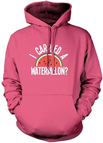 I Carried a Watermelon Unisex Hoodie