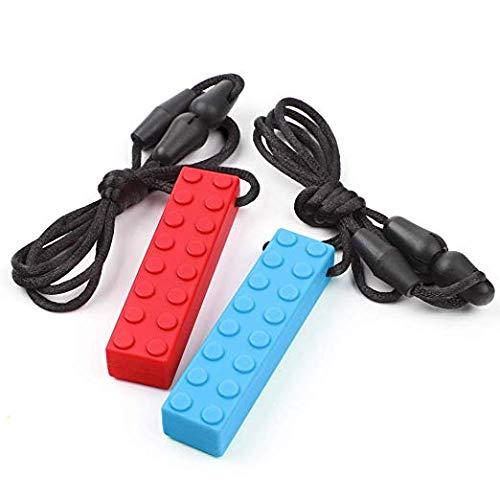 Collar Masticable Sensorial Por TYRY.HU Conjunto colgante