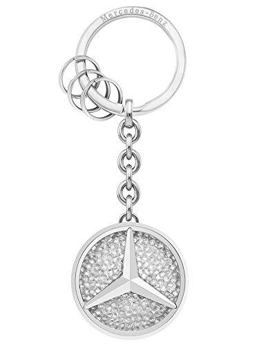 Original Mercedes Benz Schlüsselanhänger Saint Tropez weiß
