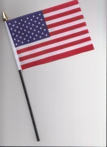États-Unis d'Amérique Drapeau USA main 25 cm