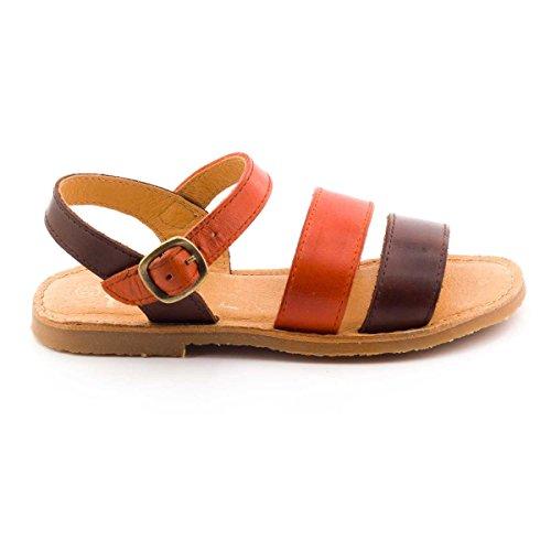 Boni Rainbow - sandale fille Multicolore