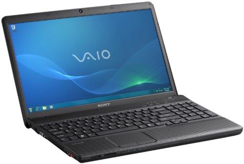 9,4 cm (15,5 Zoll) Laptop (Intel Core i5 2430M, 2,4GHz, 8GB RAM, 640GB HDD, NVIDIA 410M, DVD, Win 7 HP) schwarz (Sony Vaio Intel Core I5)