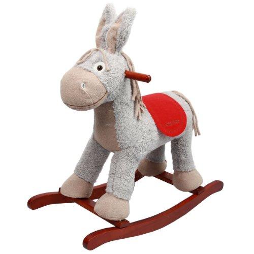 Sweety Toys 3921 Schaukelesel Esel Bärbel Schaukelpferd super-süß Sweety-Toys