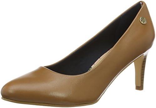 Tommy Hilfiger L1285isette 2a, Zapatos de Tacón para Mujer