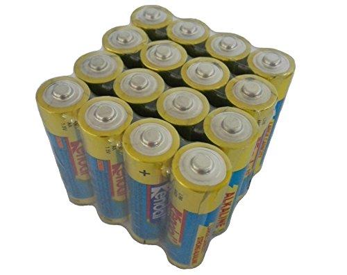 Kendal AA Alkaline Batterien Industrial 1,5V LR6EN91AM3MN1500ersetzen zu R6P 16Count