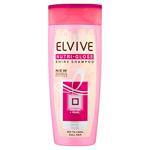L'Oréal Elvive Nutrigloss Shampooing brillance, 250 ml