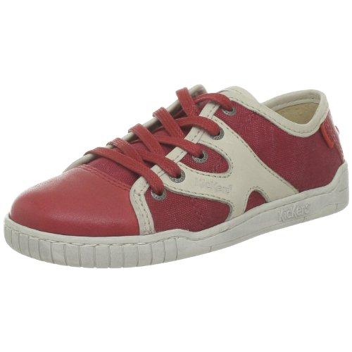 Kickers Winsome Jungen Sneaker Rot - rot
