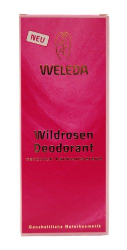 Wild Rose Deodorant - 100ml