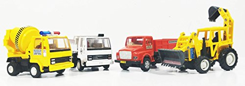 Jack Royal Construction Kit Set of 4 (White,Red)- Type 1