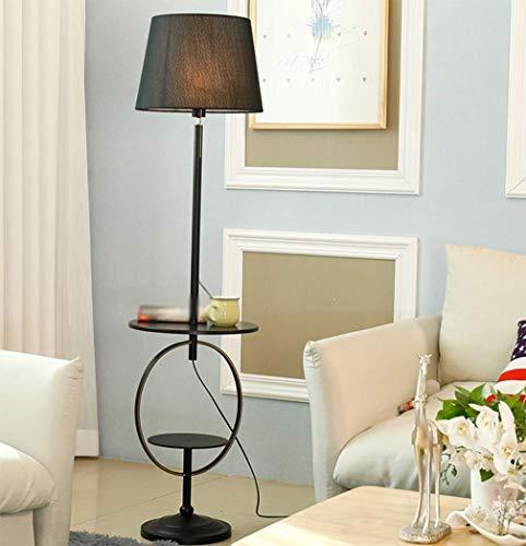 Wohnzimmer bodenhohe Lampe Teetisch Lampe Sofa mit Overhead Tablett kreative Fernbedienung Schlafzimmer Kopf vertikale Tischlampe Overhead-lampe