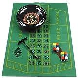 Speelgoed 23786 - Roulette Set Spiel, Mehrfarbig