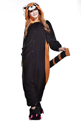 saldi或Vendita c6d67 3970f ABYED® Animali Pigiama Anime Cosplay Party Halloween Costume Tuta Costumi  Sleepwear Attrezzatura Unisex