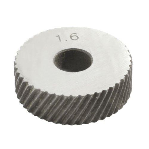 Diagonal grob 1,6mm Pitch Linear Knurl Rad Rändelung Werkzeug