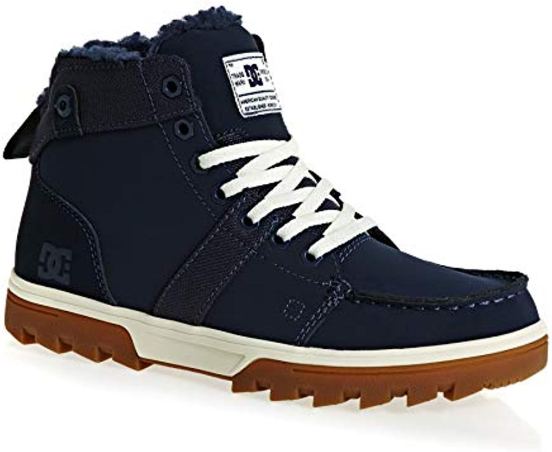 DC scarpe, Stivali Donna, Blu (Blu Navy), 37 EU | Prestazioni Affidabili  | Uomini/Donne Scarpa