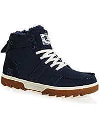 4e92e72ca DC Shoes, Stivali Donna, Blu (Blu Navy), 39 EU
