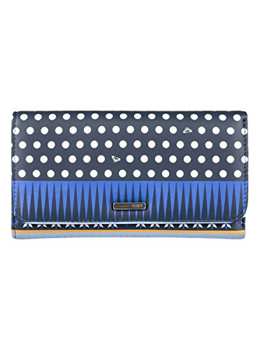 Roxy Geldbörsen Wallets (Roxy My Long Eyes - Snap Closure Wallet for Women - Frauen)