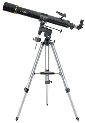 National Geographic 90/900 Telescopio refractor EQ3