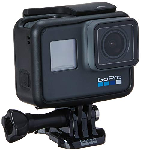 GoPro Hero6 Black - Videocámara de Acción Sumergible hasta 10m