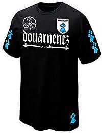 PRIMA ITALIA T-Shirt DOUARNENEZ Celtic Breizh - Celtique Bretagne BZH  Hermine - TRISKELL db2c45d58a4