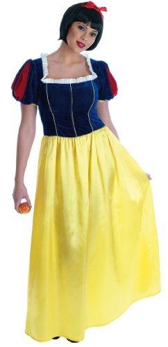 - Adult Kostüm - Klein - 36-38 (Erwachsene Schneewittchen Kostüme)