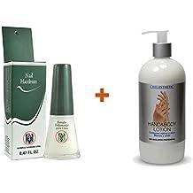 Pack Endurecedor Química Alemana + Crema de manos