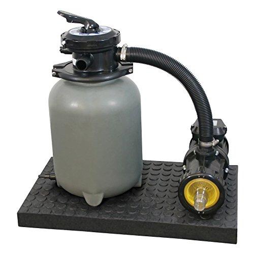 POWERHAUS24 Sand Filter Installation sf128–4 m³/h