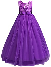 Amazon.co.uk: Dresses - Girls: Clothing: Special Occasion, Casual ...