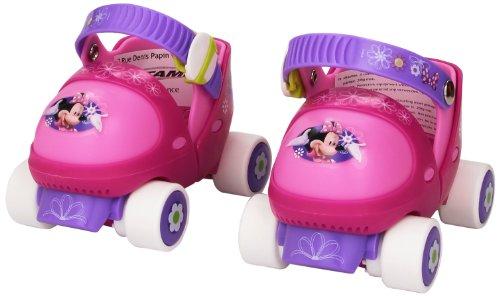 STAMP - DISNEY - MINNIE - J100034 - Vélo et Véhicule pour Enfant - Patins à Roulettes Multi System Minnie Bow Tique - 3-6 ans