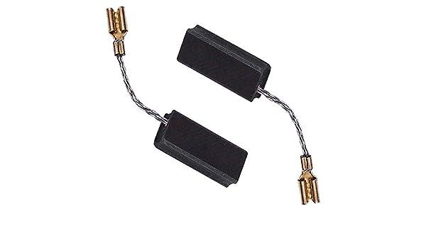 Kohlebürsten Kohlestifte für Bosch GBH 2 SR 5x8x17mm 2121 GBH 2-24 DSE
