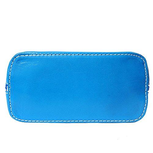Petit Sac à bandoulière 201 bleu celeste