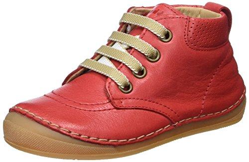 Froddo Unisex-Kinder Kids Shoes Mokassin, Rot (Red), 26 EU