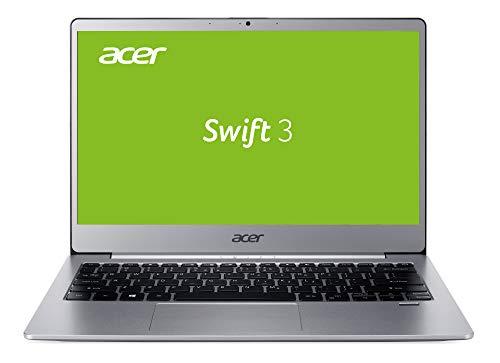 "Acer Swift Sf313-51-87Dg Argento Computer Portatile 33.8 cm13.3"" 1920 x 1080 Pixel 1,80 Ghz Intel Core I7 Di Ottava Generazione I7-8550U 3G 4G"
