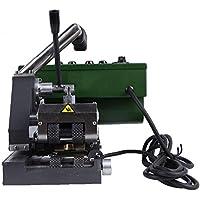 MXBAOHENG Soldador de cuña de geomembrana antifiltración máquina de soldadura eléctrica portátil 1200 W 50/