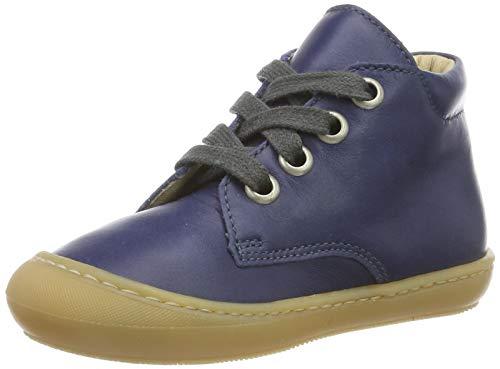 Däumling Unisex Baby Sami Sneaker, Blau (Action Jeans 42), 20 EU