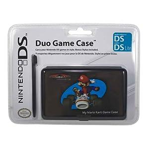 Nintendo DS Lite – Duo Game Case + Stylus, Mario Kart