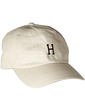 Classic Herradura H Curved Visor, beige/negro, talla única