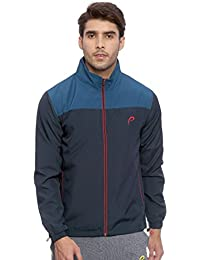 Proline Mens Navy Blue Solid Sweat Shirt (PC13027NB)