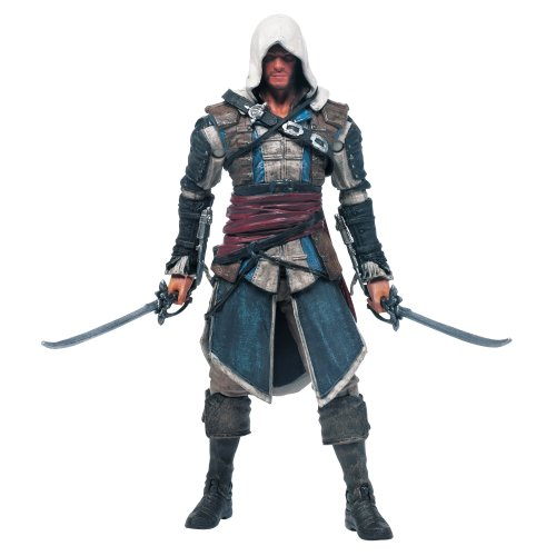 Kenway Kostüm Edward - Action Figur Assassin's Creed Series I Edward Kenway