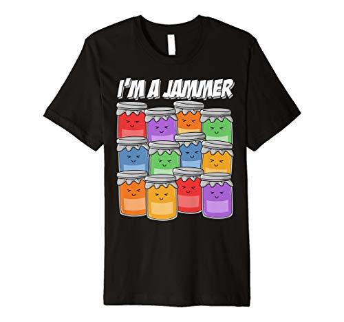 I 'm a Jammer T-Shirt–Fruit Marmelade Hobby wertvolle Jam Making