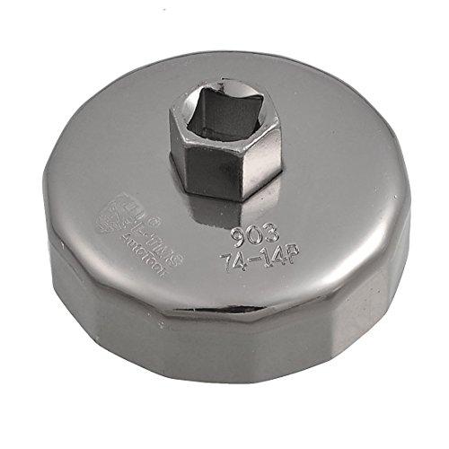 sourcingmapr74-millimetri-diametro-interno-13-millimetri-quadrato-drive-14-flauto-filtro-dellolio-be