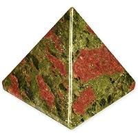 Unakite Pyramide–yun5–Groß preisvergleich bei billige-tabletten.eu