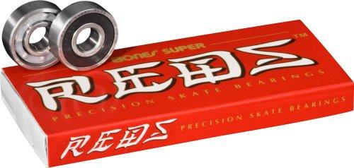 Bones Bearings Kugellager Super Reds, 180050 (Independent Skate)